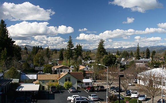 Downtown Ukiah